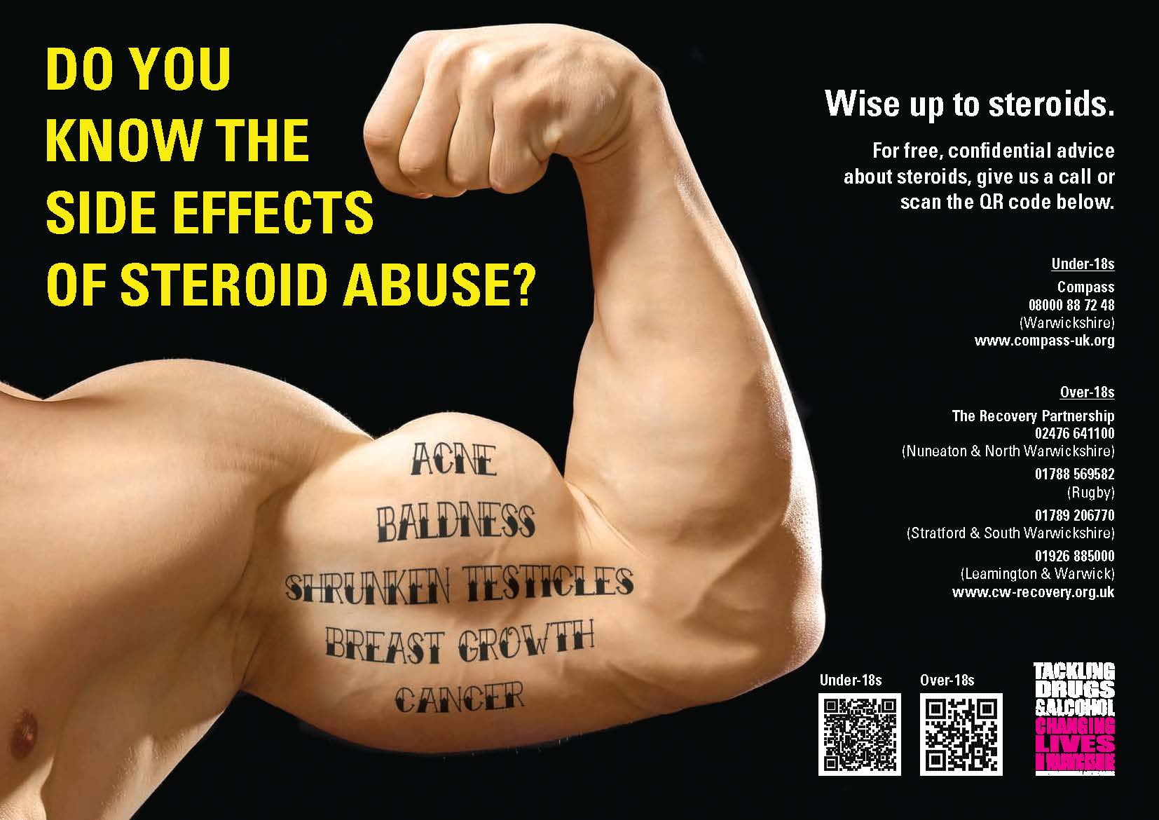 safe steroid use uk