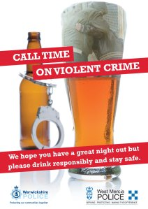 Call Time on Violent Crime