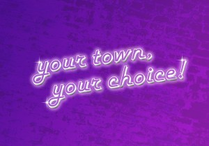Your Town Your Choice logo