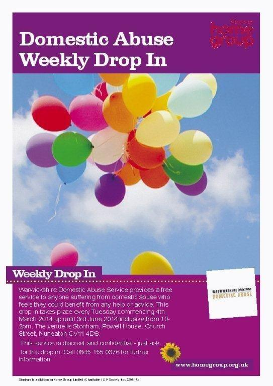 Weekly Drop In Service