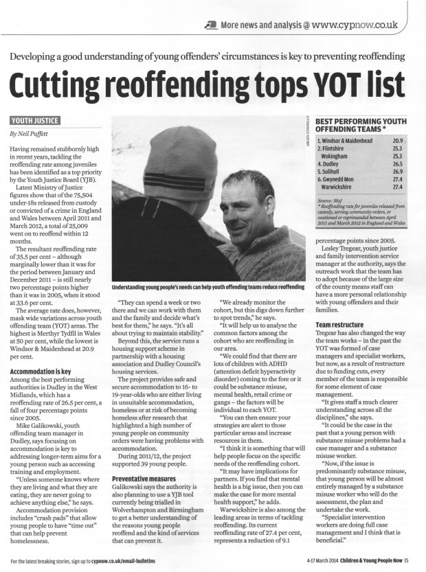 YP Now article