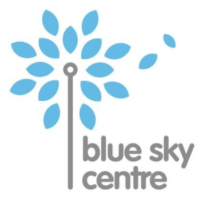 Blue Sky Centre Logo