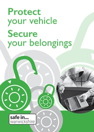 PROTECT YOUR VEHICLE FLYER