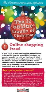 1. Online shopping fraud