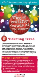 6. Ticketing fraud