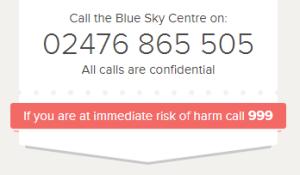 call blue sky