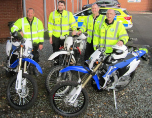 Police Off Road Team Pic