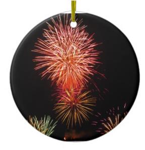 firework bauble