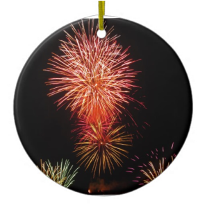 firework bauble