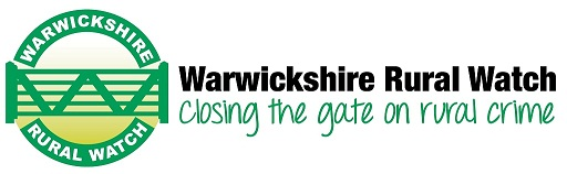 Warwickshire Rural Watch Logo Tagline  in MS Office