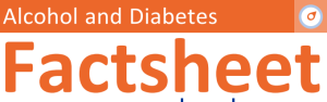 alcohol and diabetes factsheet
