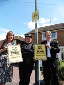 No Rogue Trader Zone Coleshill 2016