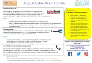 August Scam Update Page 2