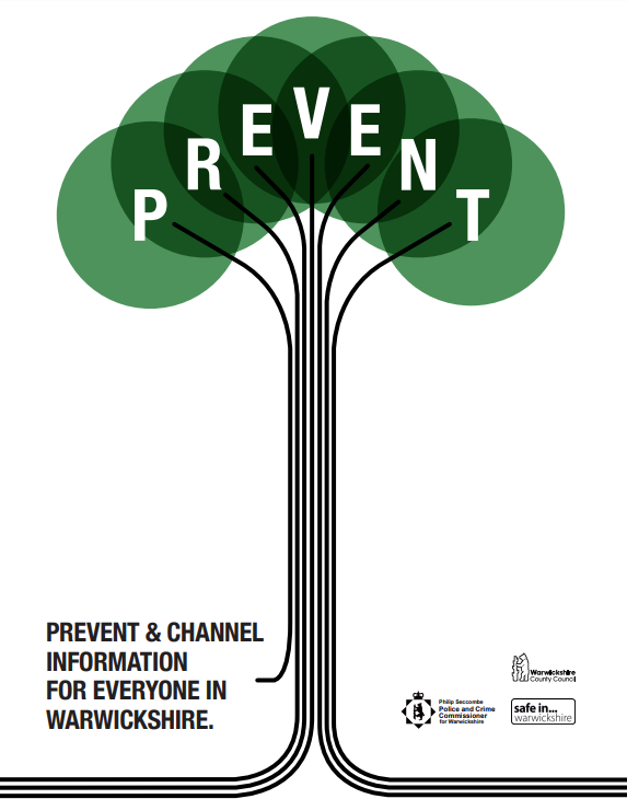 Prevent Tree with Warwickshire